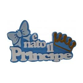 POLISTIROLO E' NATO IL PRINCIPE