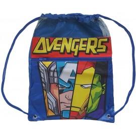 Sacca Bambino Scuola Palestra Zainetto Avengers Iron Man Capitan America Hulck