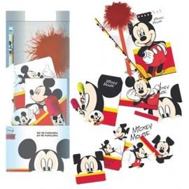 Disney Mickey Mouse Scuola  Set dell'Artista  Disegno 21 pz