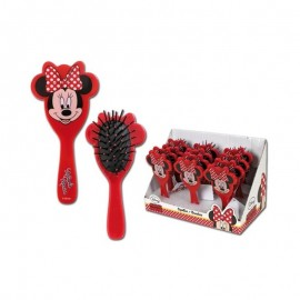 Spazzola per capelli sagomata Minnie