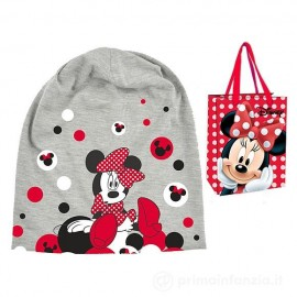 Cappello  Disney in jersey Minnie bambina