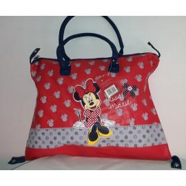 Borsa Passeggio Disney, Minnie Mouse Nuova collezione