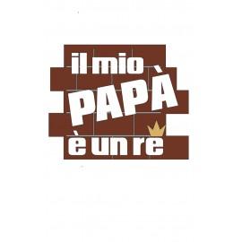 MURALES IN POLISTIROLO FESTA DEL PAPA 40X33