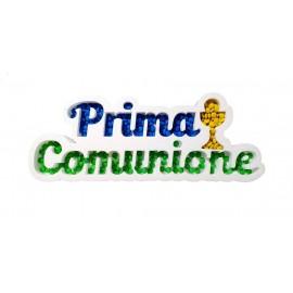 Porta confetti Vassoio Prima Comunione in polistirolo contenitore personalizzato