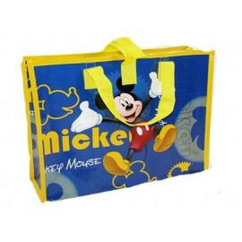 Shopper Orizzontale Mickey Topolino Disney con manico