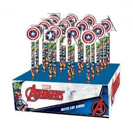 Matita con Gomma Avengers Marvel in 3D