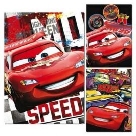 Set da 10 Quadernone CARS DISNEY maxi Scuola elementare