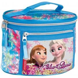 Beauty case di Frozen con Elsa Anna 15X14 CM