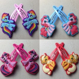Mollettine per capelli My Little Pony accessori per  Bambine