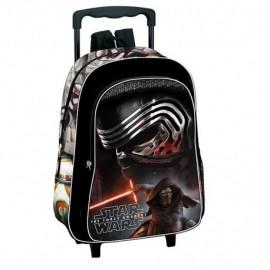 Zaino Trolley Scuola Star Wars The Force 37 CM Bambino