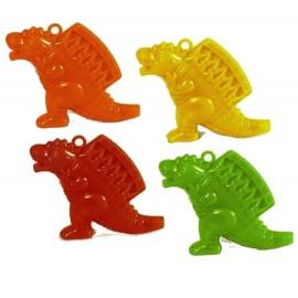 Fischietti Dinosauri cm 7 Regalini per feste Busta da 50 pz ass