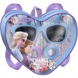 Borsetta cuore Frozen con occhiali da sole & accessori per capelli Disney