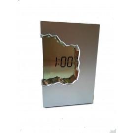 Orologio da scrivania  sveglia a LED elettrica tavolo sveglia a forma di morso cm 11