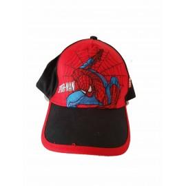 Cappello con visiera Marvel SPIDERMAN UOMO RAGNO  con Occhiali da Sole Maschietti