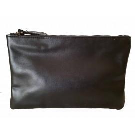 Borsello  Borsa in Pelle unisex con carica smartphone in borsa