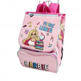 Zaino Scuola Barbie Estensibile Scuola ELEMENTARE CM. 40X29X27