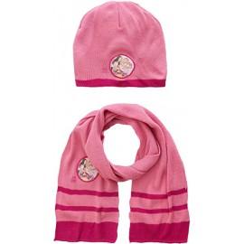 Disney Set cappello sciarpa i autunno/inverno di Soy Luna idea regalo Bambina Taglia unica