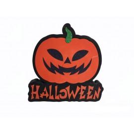 Centrotavola Zucca in polistirolo halloween 37x17x4 cm Articoli per festa