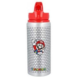 Borraccia thermos alluminio 710 ml Super Mario Bros