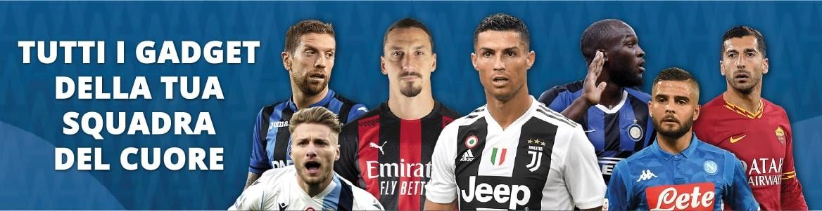 Prodotti Calcio e Squadre Serie A